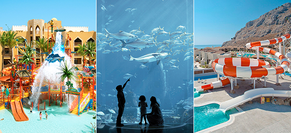 Se Hotellen Med Häftiga Vattenland Nyheter Destinationse