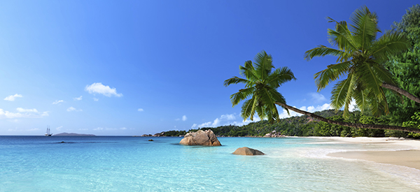 Seychellerna ar paradiset
