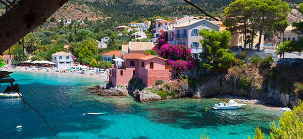 bästa ö grekland